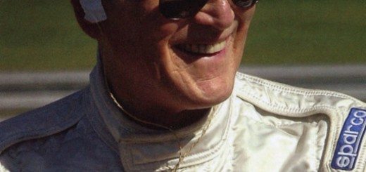 Picture of Paul Newman from 2009 Lime Rock program